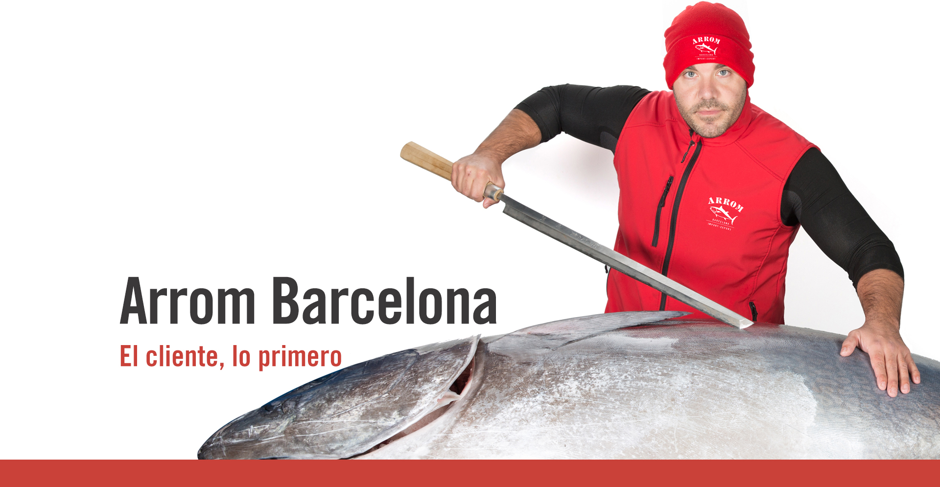 Arrom Barcelona - Pescado fresco - Atún - Bluefin - Yellowfin - Salmón salvaje