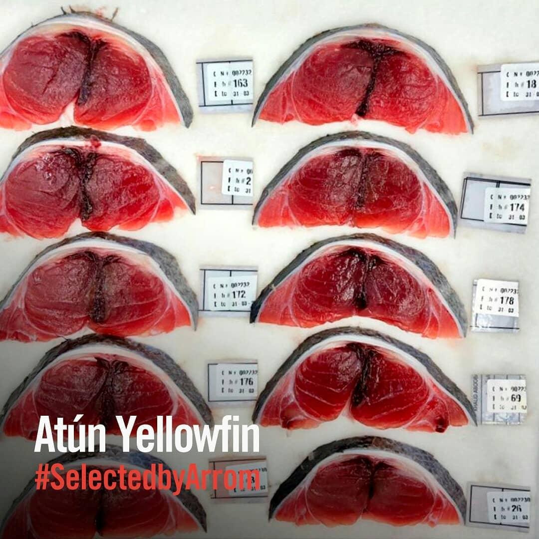 Arrom Barcelona - Pescado fresco - Atún - Bluefin - Yellowfin - Salmón salvaje
